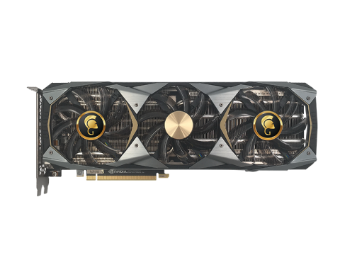 MANLI GeForce RTX 2080Ti Gallardo with RGB Lights (F398G+N504-00) [Discontinued]